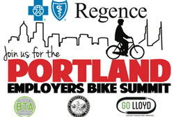 Portland Employer Bike Summit logo