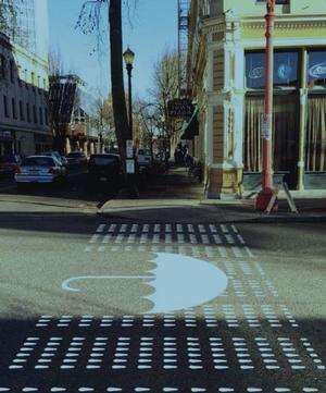 Creative Crosswalk