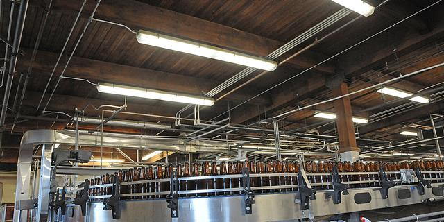 Widmer's T5 energy efficient lighting