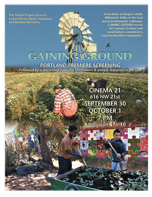 Gaining Ground Film POster