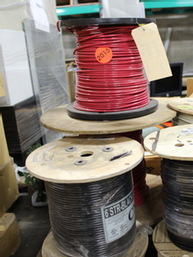 Surplus electrical cable