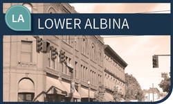 Photo of Lower Albina