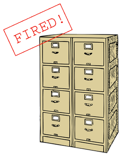 Fire your filing cabinets