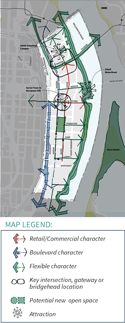 South Waterfront Urban Design Concept