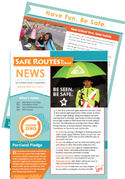 SRTS newsletters