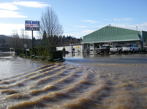 2009 flooding in Lents