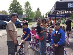 Sunday Parkways Open Streets project