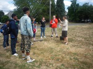 Conversations about environmental justice with Groundwork's Green Team