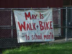 Walk + Bike Challenge Month