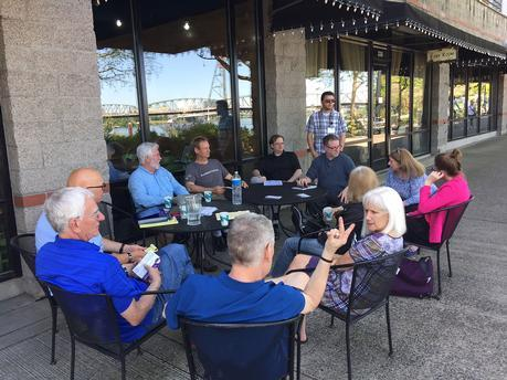 Friends of RiverPlace Leadership Meeting