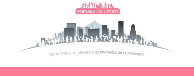 portland in the streets logo
