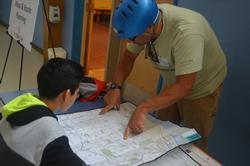 map reading and route planning