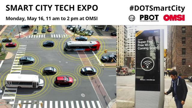 Smart City Tech Expo header