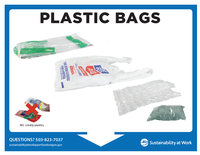 Click to download Plastic Bag recycling poster