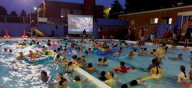 2016 Dive-In Movies return to pools this week - Minions (PG