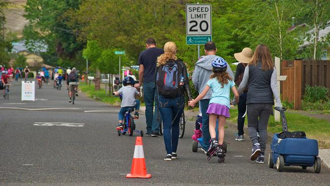 Sunday Parkways 1