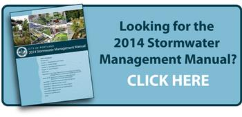Link to 2014 Stormwater Management Manual