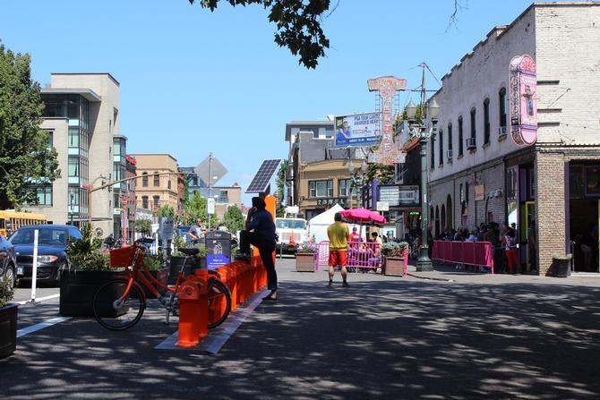 News blog: portland in the streets: new stakeholder advisory