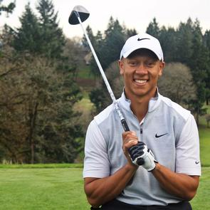 photo of Vincent Johnson, new Assistant Golf Manager for Portland Parks & Recreation's Portland Public Golf