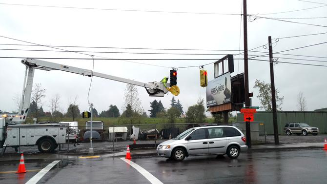 Alderwood Intersection