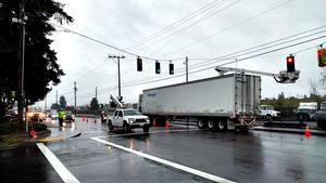Freight on Alderwood/Columbia