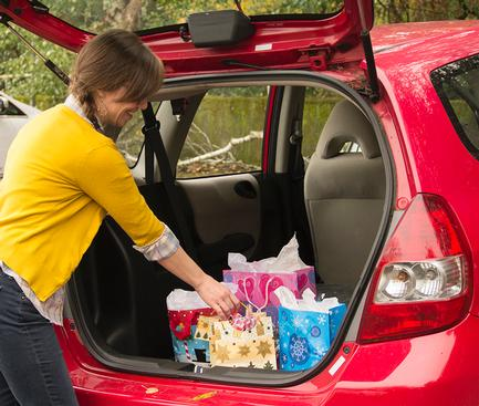 Holiday Packages in Car