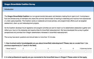 Link to online survey