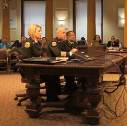 Portland Fire officials testify at City Council