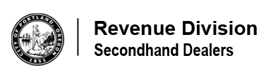 Revenue Division Secondhand Dealers