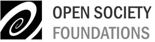 Graphic image of Open Society logo