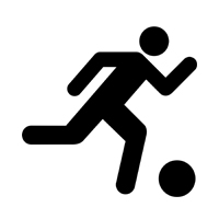Icon for parks, recreation, and culture: soccer player