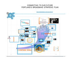 Broadband Plan process graphic