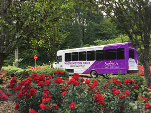 Washington Park Free Shuttle