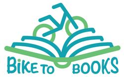 Bike to Books logo
