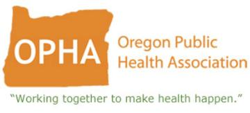 Graphic of OPHA logo