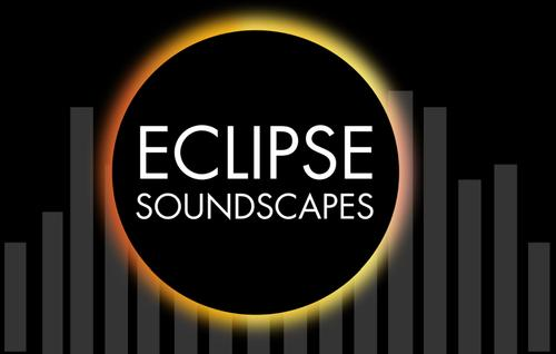 Graphic image of Eclipse Soundscapes logo