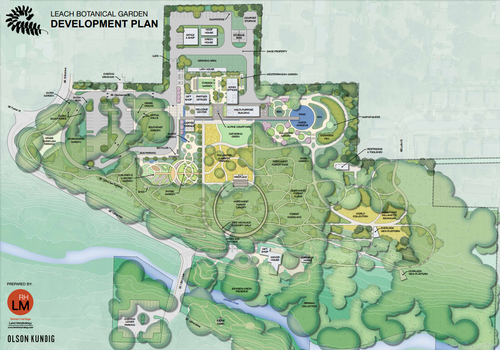 Leach Botanical Garden Development Plan