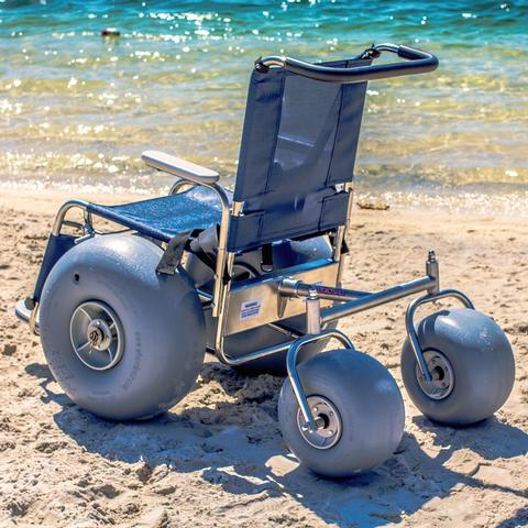 Photo of of Deming Beach Accessible Wheelchair