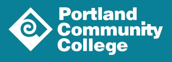 Graphic of Portland Community College logo