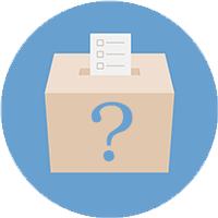 where is a ballot box picture