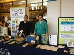 Portland Water Bureau at Fix It Fair