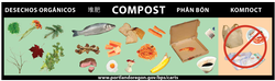 residential composting sticker