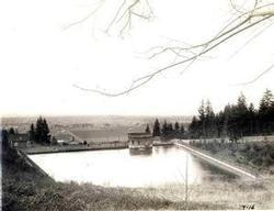 Mt Tabor Historic Reservoir