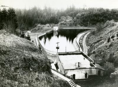 1897 Photo of Washington Park Reservoir