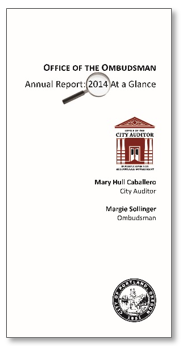 2014 Ombudsman Annual Report