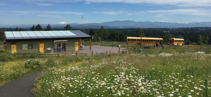 Powell Butte Visitors Center