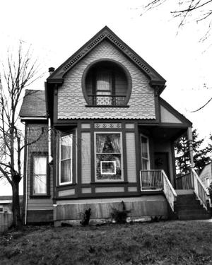 Photo of the Horsehoe House