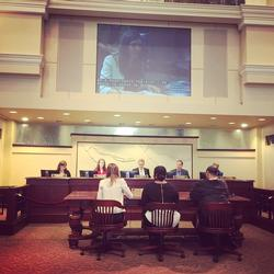 Women's History Month declaration at City Council