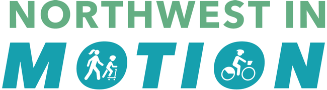 Northwest in Motion logo