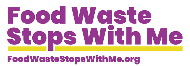 Food waste stops with me